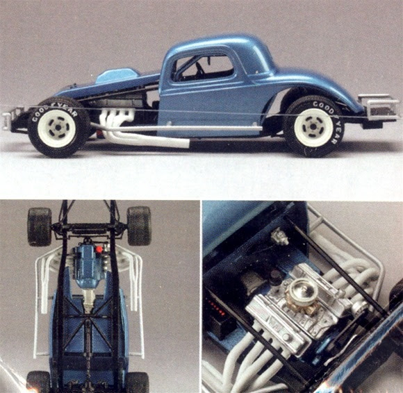 1934 Ford Early Modified Racer 1 25 Fs