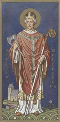 Wolfgang de Regensburg Saint Charles Borromeo Igreja Católica de Picayune MS
