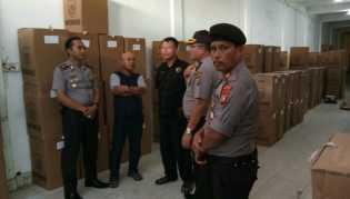 Pilpeng 06 Desember 2017, Polres Rohil Kerahkan 250 Personil Guna Pengamanan