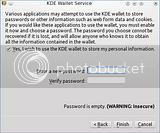 Kwallet Password