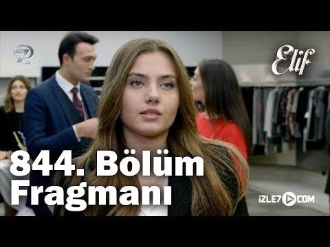 Elif Dizisi 17 Ocak 2019 844.Bölüm İzle Full HD