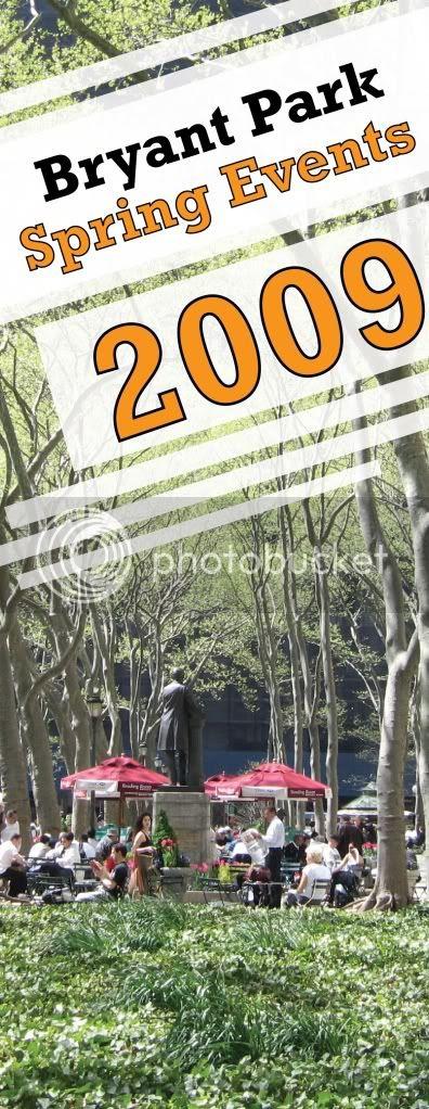 BP Spring Brochure 2009