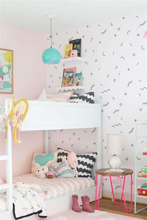 diy riser  kura bunk bed shared kids rooms ikea