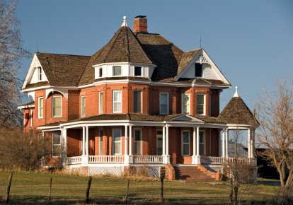 Victorian Style Houses Have Charm of Yesteryear