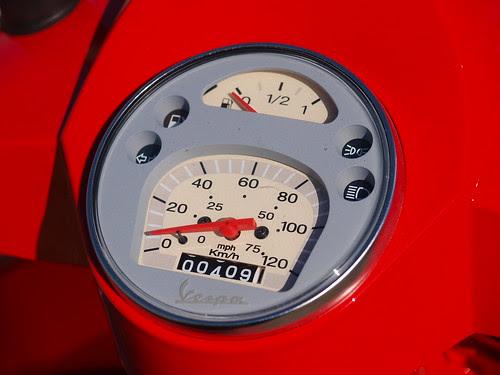 2011 Vespa PX125
