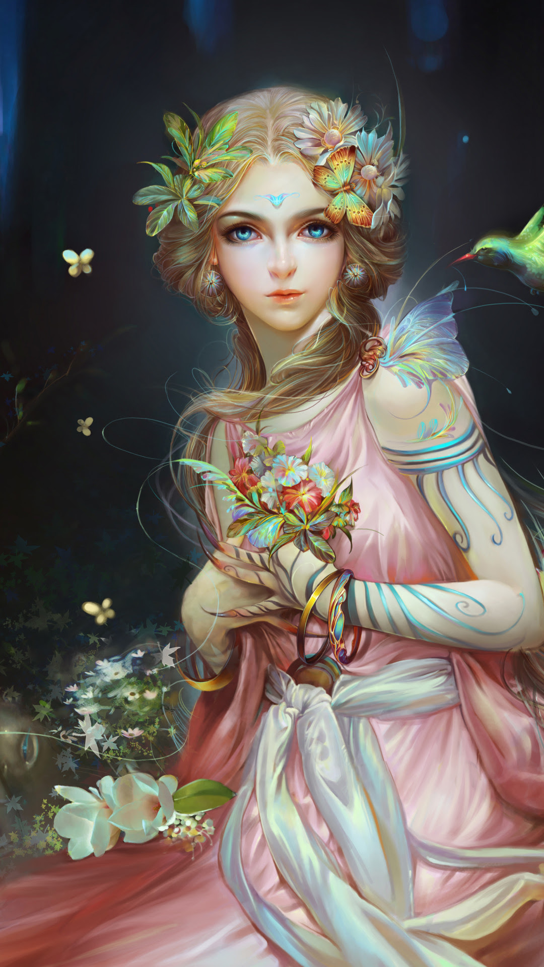 Fantasy Fairy Wallpaper (57+ images)