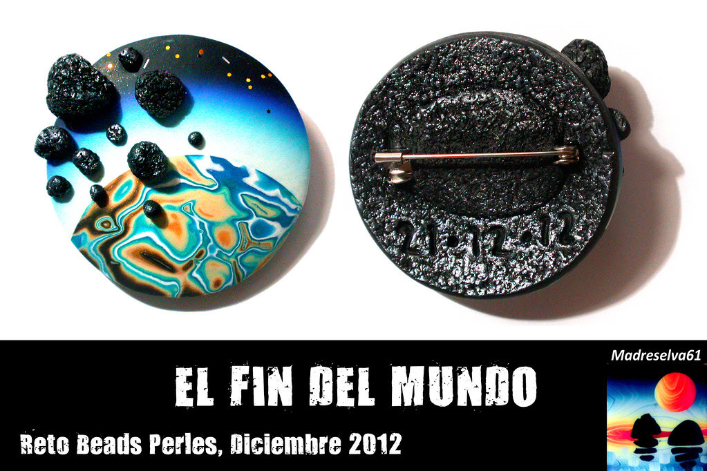 Reto Beads Perles, Diciembre 2012: El Fin del Mundo