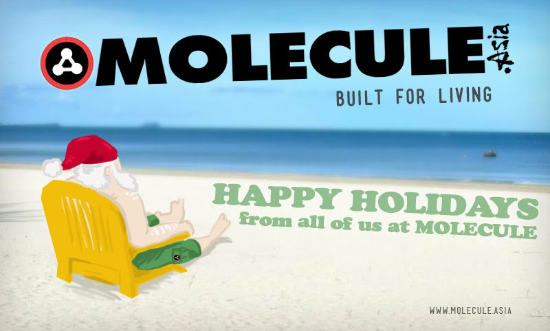 happy holidays, molecule, coupon,