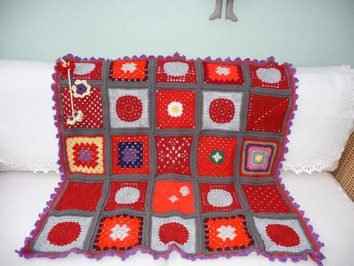 Such another wonderful Blanket!