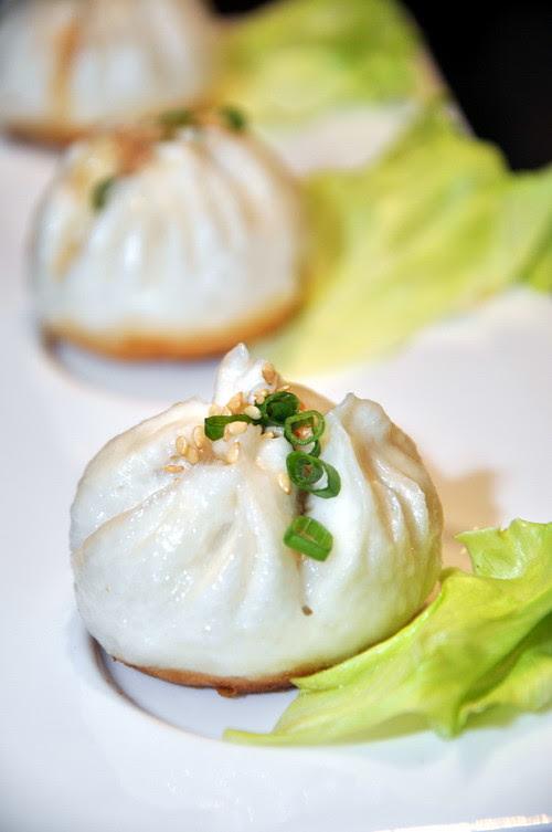 Di Wei Pan Fried Meat Bun