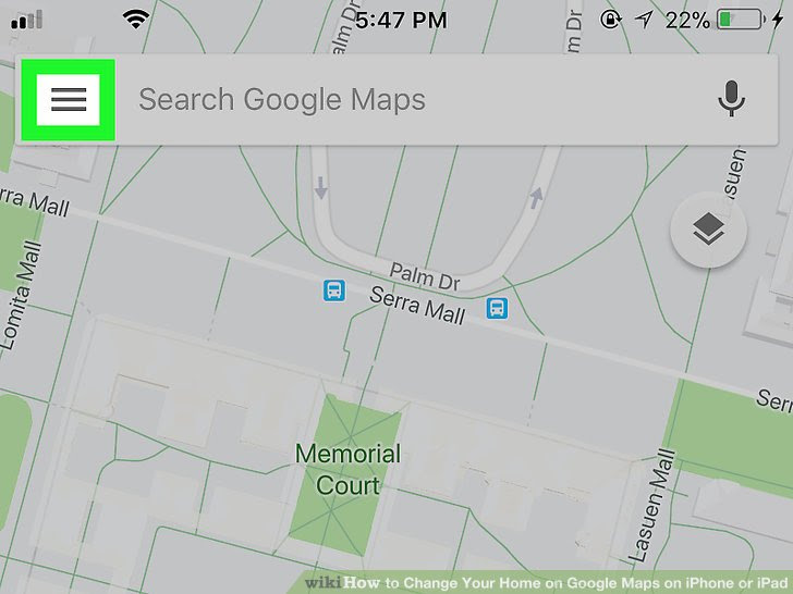 How To Change Your Home On Google Maps On Iphone Or Ipad