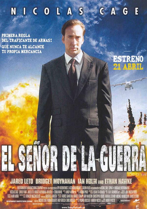 El señor de la guerra (Andrew Niccol,2.005)