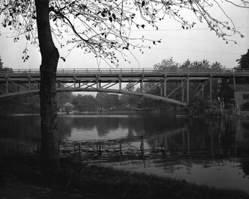 Old 6th Street Wooden Bridge