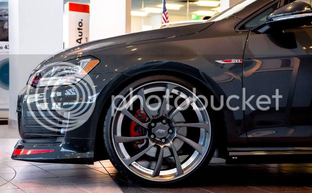 ABT SPORTSLINE 1822quot; wheel end of summer sale! Sponsorship level pricing!  GOLFMK7  VW GTI