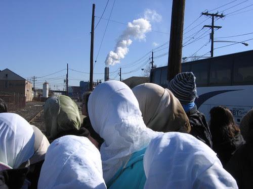 Newark incinerator