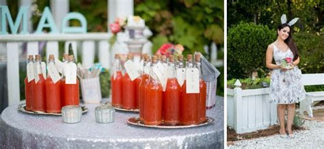 Alice in Wonderland Themed Bridal Shower   Tidewater and