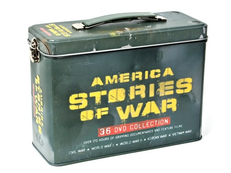 America Stories of War - 36 DVDs