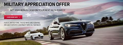 Alfa Romeo Dealerships Usa