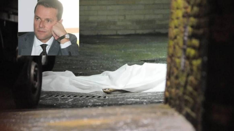 Risultati immagini per morte di David Rossi