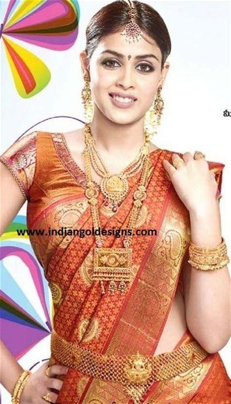 Wedding Silk Sarees Kanchipuram   Latest Saree Designs