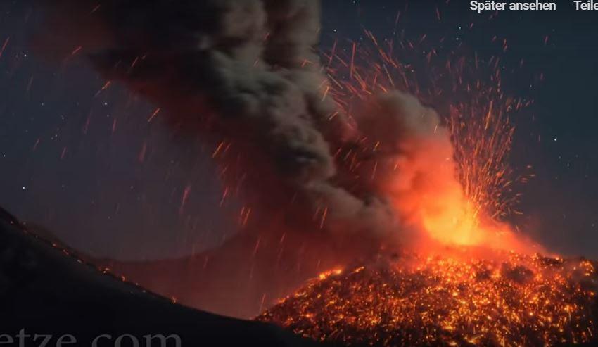Καλύτερο βίντεο πραγματικού χρόνου για ηφαιστειακή έκρηξη, καλύτερο βίντεο ηφαιστειακή έκρηξη, καλύτερο βίντεο ηφαιστειακή έκρηξη πραγματικούς ήχους