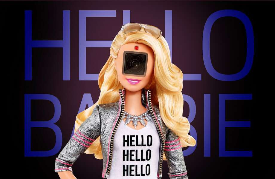 Barbie, a 56-year-old doll that's been a staple in toy rooms across the nation, is now delving into artificial intelligence. Hello Barbie will carry on full conversations with children and launches in November, just in time for the holiday shopping season. The technology powering the doll is from San Francisco-based ToyTalk, a company founded by former Pixar employees. The move comes as Barbie sales have suffered, as children are gravitating to other forms of entertainment. (Photo illustration Christopher T. Fong / The Chronicle; Mattel) Photo: Christopher T. Fong, The Chronicle