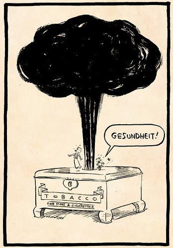 Laugh-Out-Loud Cats #2358 by Ape Lad