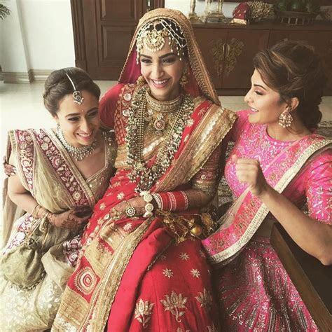 5 Wedding Lehenga Trends from Sonam Kapoor's Wedding ? G3