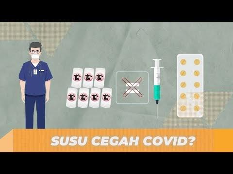 Benarkah Susu Dapat Cegah Penularan Virus Corona?