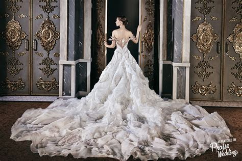 Dubai based Filipino designer Michael Cinco presents swoon