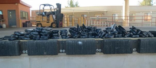 CBP officers at the Port of Lukeville seized $50,000 worth of marijuana
