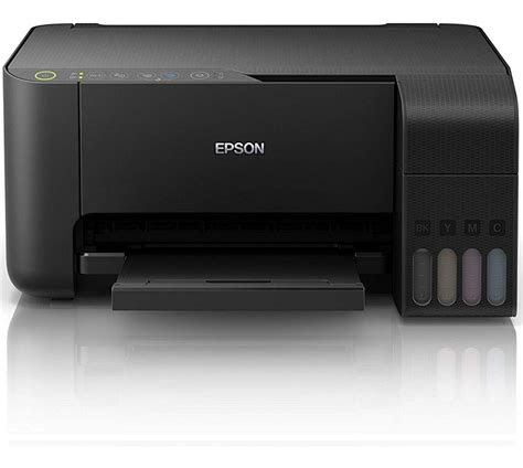 impresora multifuncional epson  tinta continua wi fi