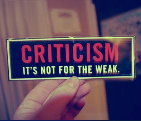 Criticism Quotes Quotes About Criticism Sayings About Criticism