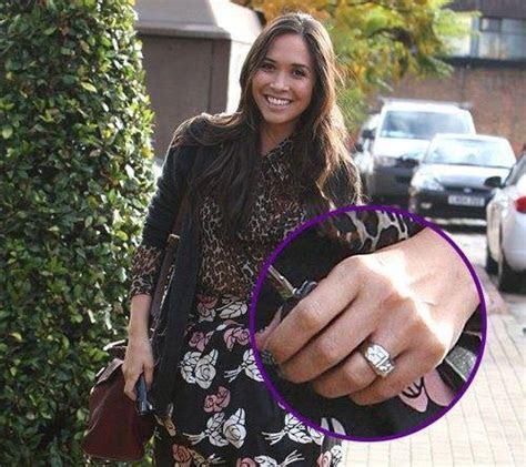 Myleene Klass's Wedding Ring