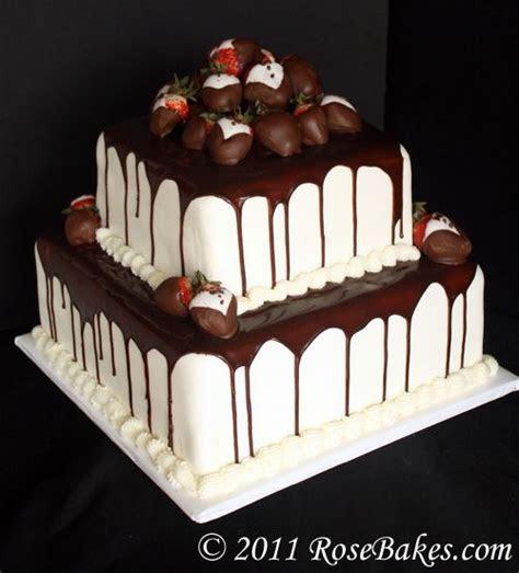 Black & White Wedding Cake   Beautiful Cakes & Cupcakes