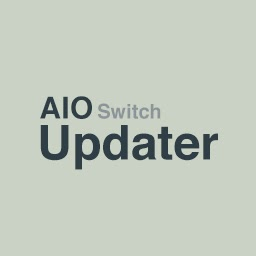 AIO-switch-updater v1.0 Released