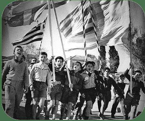 Ε.Ο.Κ.Α. Έναρξη του Αγώνα την 1η Απριλίου 1955
