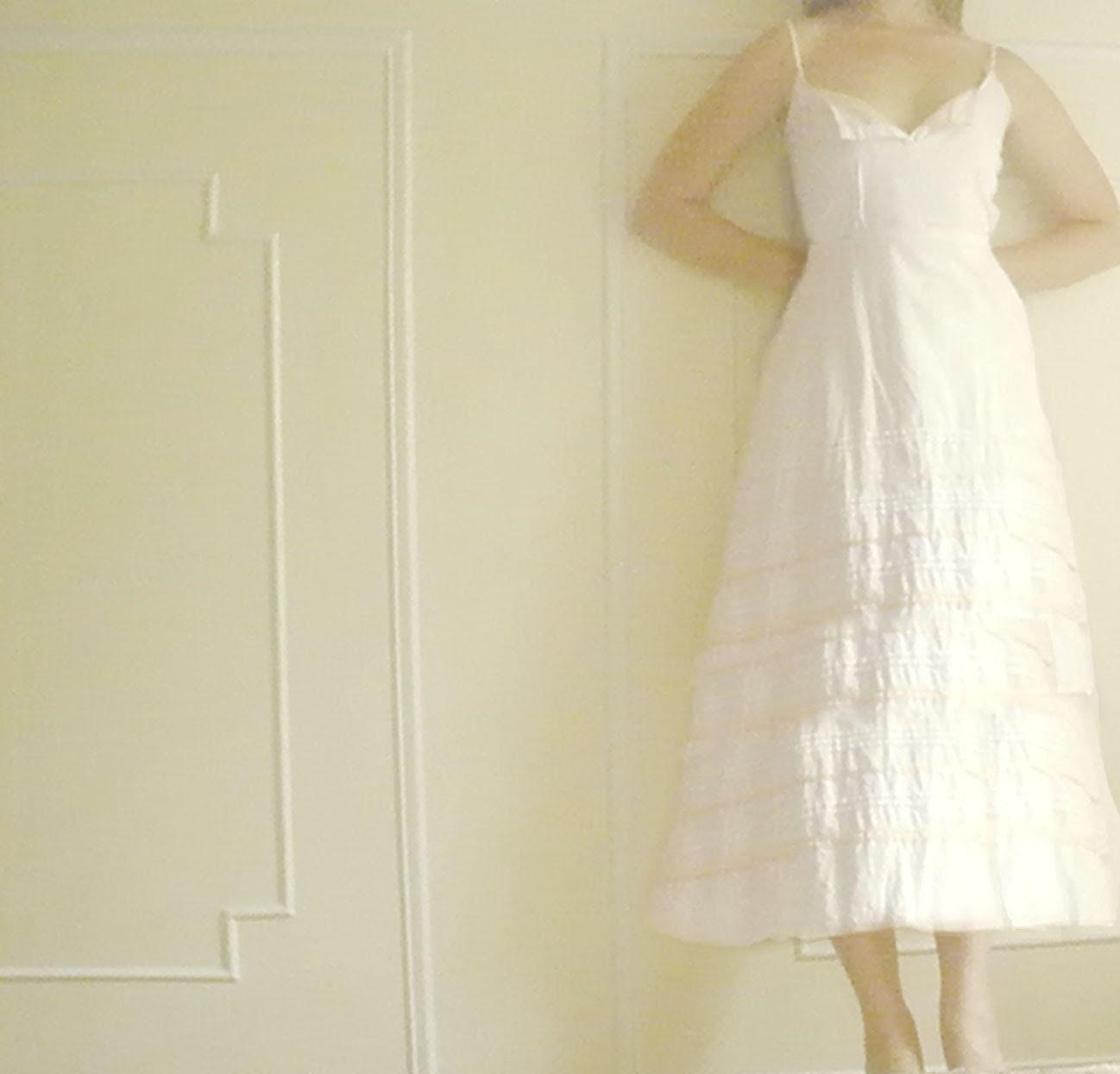 Peach Orchard Wedding Dress