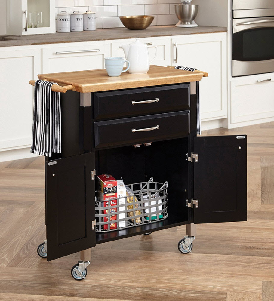 Small Kitchen Work Tables - ThatsTheStuff.net
