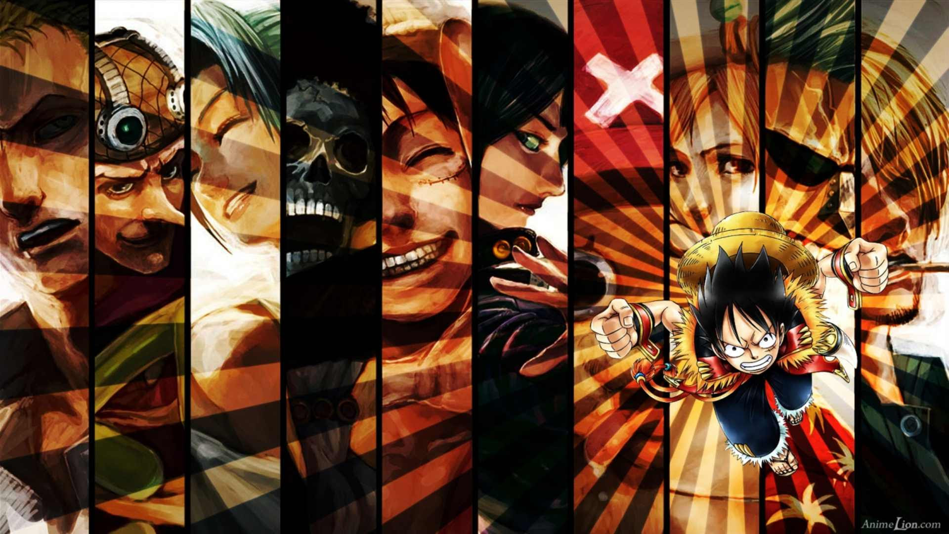 One Piece Wallpapers 1080p  Wallpaper Cave