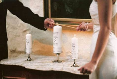 Wedding Traditions Explained: Unity Candle
