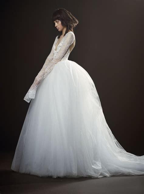 Vera Wang Bridal & Wedding Dress Collection Spring 2018