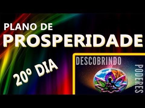 O Plano de Prosperidade de 40 Dias - 20º Dia