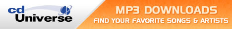 MP3 Downloads available at CDUniverse.com
