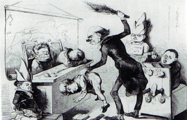 Στα χρόνια της «παιδαγωγικής της βέργας», τότε που ο δάσκαλος ήταν ο «μπαμπούλας»