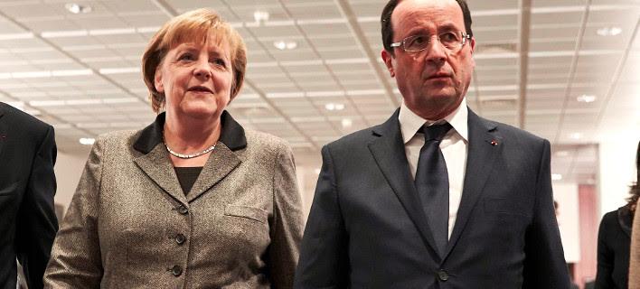 Κάτι τρέχει: Η Μέρκελ κάνει σύσκεψη πολιτικών αρχηγών, ο Ολάντ συγκαλεί υπουργικό συμβούλιο για την Ελλάδα
