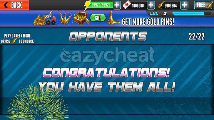 PBA® Bowling Challenge v3.0.6 Cheats