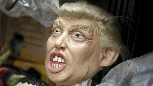 Máscara de Trump