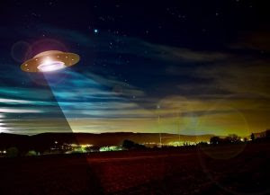 UFO alien crash