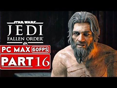 Gameplay Star Wars Jedi Fallen Order Walkthrough Part 16